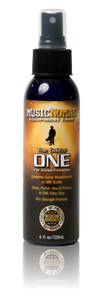 Music Nomad The Guitar ONE - All in 1 Cleaner, Polish, Wax for Gloss Finishes MN103