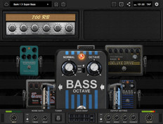 Positive Grid Bias Amp Bass Expansion
