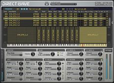 Image Line Direct Wave Multi-Instrument/Velocity Sampler