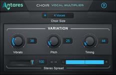 Antares Choir Evo Vocal Plug In