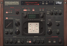 U-He Presswerk Powerful Dynamics Processor