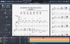 Arobas Guitar Pro 7 Guitar & Bass Tablature Editor