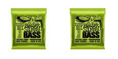 Ernie Ball 2832 Regular Slinky Nickel Wound Bass Guitar Strings 2 Packs