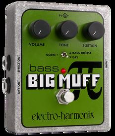 Electro-Harmonix Bass Big Muff Pi Bass Fuzz