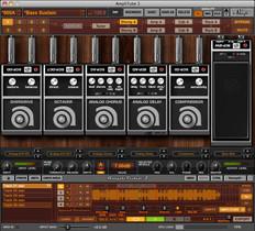 IK Multimedia Amplitube SVX Bass Amp Effects