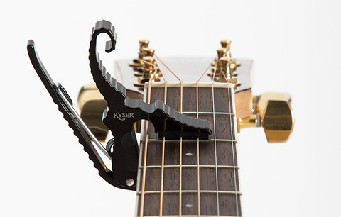 Kyser KG3 Short Cut Capo for Acoustic Guitar