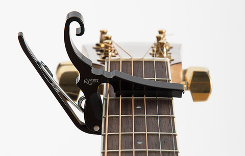 Kyser KGDBA Drop Tune Capo for Acoustic Guitar