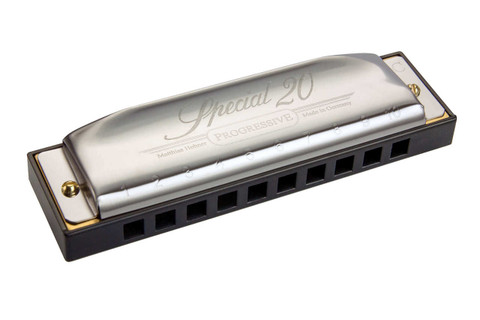 Hohner Special 20 Harmonica Key of G