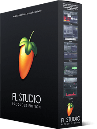 FL Studio 20 Producer Edition Pro DAW for Recording, Mixing, Post