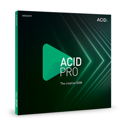 Magix Acid Pro 9 Upgrade from Previous Version Software e-Delivery