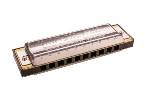 Hohner 590BX Big River Harp Harmonica Key of D