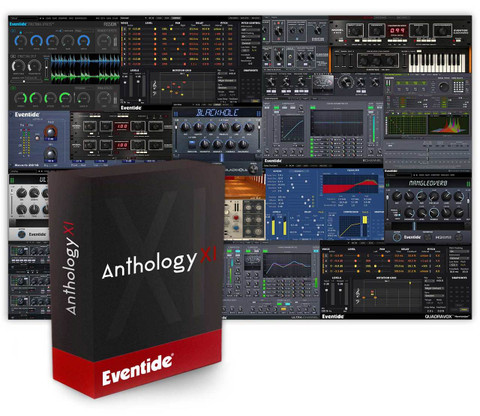 Eventide Anthology XI Bundle of Every Eventide Plug-In