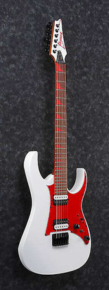 Ibanez RG431HPDX High Performance Series White Flat