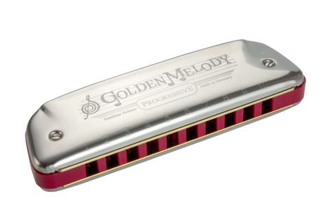 Hohner Golden Melody Harmonica Key of C