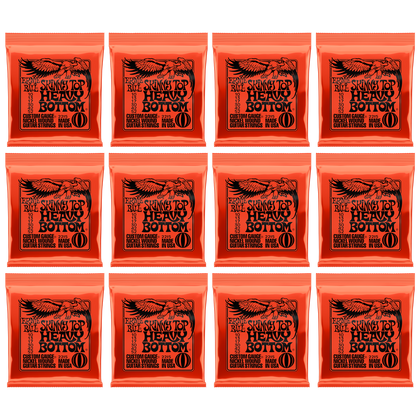 Ernie Ball 2215 Skinny Top Heavy Bottom 12 Pack Special
