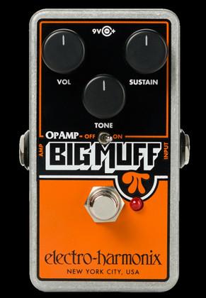 Electro-Harmonix Op-Amp Big Muff Pi