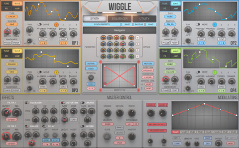 2nd Sense Wiggle Plug-in for creating expressive sounds
