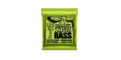 Ernie Ball 2832 Regular Slinky Nickel Wound Bass Guitar Strings