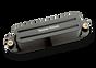 Seymour Duncan Hot Rails for Strat Neck Pickup *Black*
