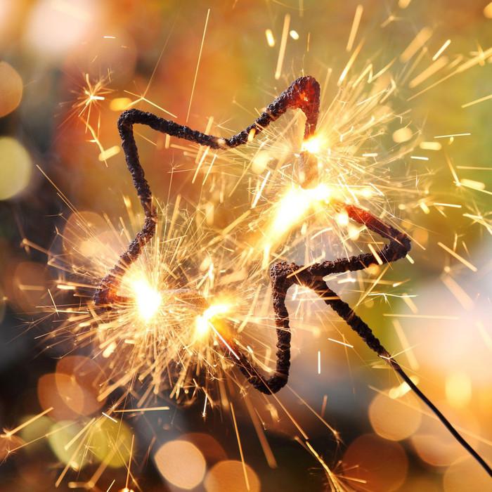 Star Sparklers