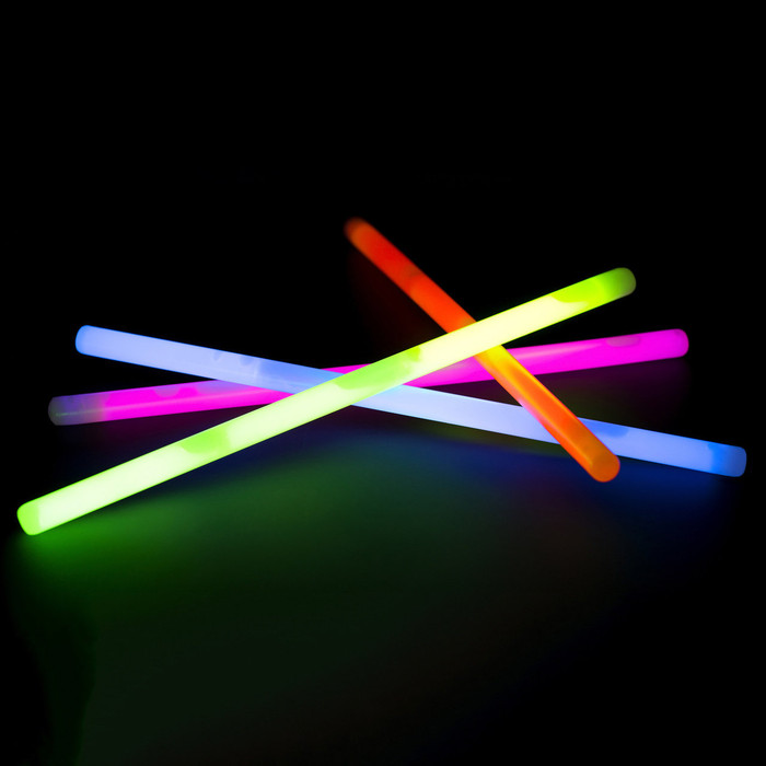 Glow Stick Bracelets - Pack of 100