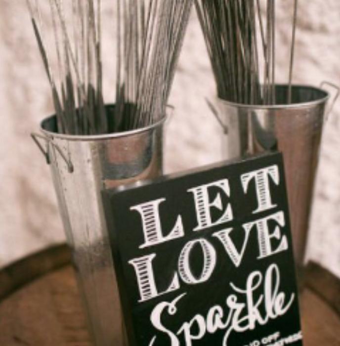 Wedding Sparklers package