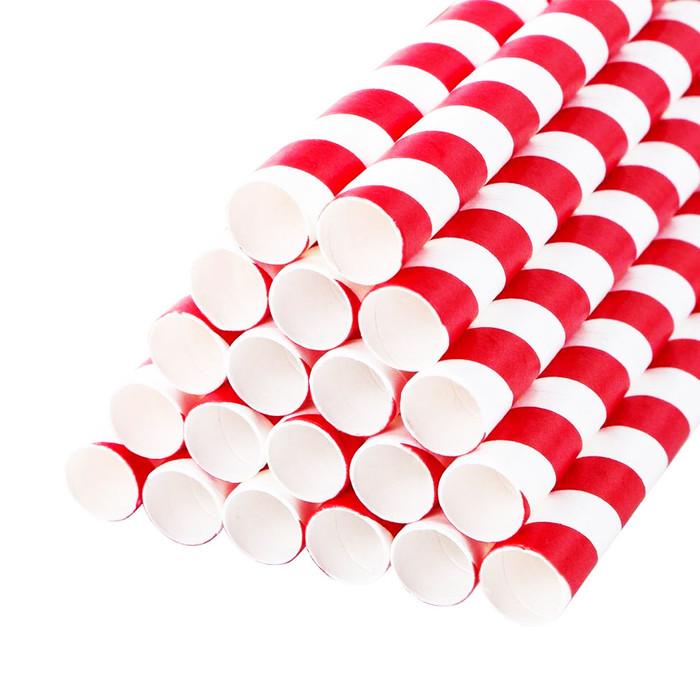 Jumbo Paper Drinking Straws 12mm Wide Biodegradable straws boba smoothie slushy