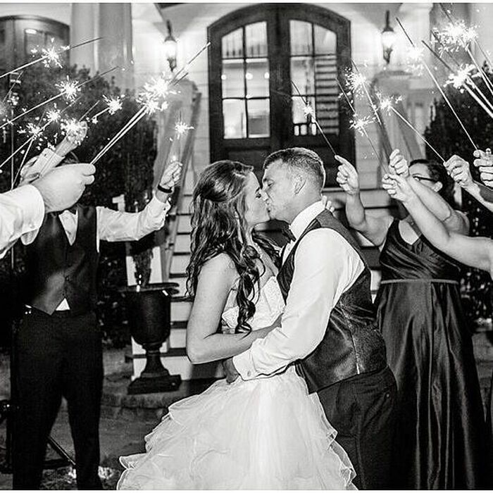Wedding Sparklers 20 inch