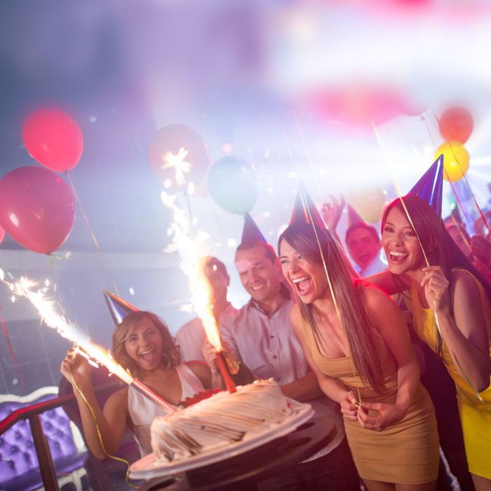Cake Sparklers