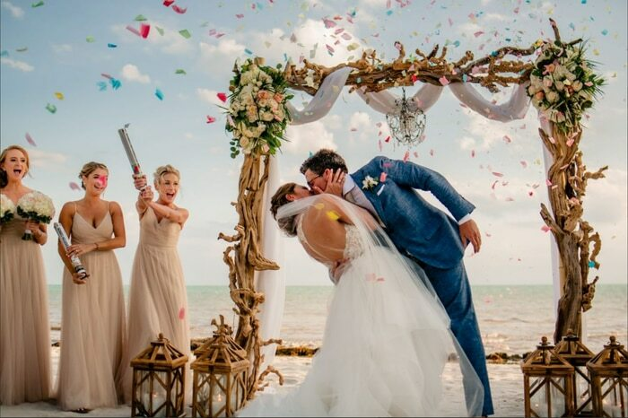 Confetti Cannons and Sparklers Available Online