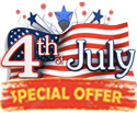 Celebrate Independence Day in 2019 With All New 4th of July Packages and Deals!