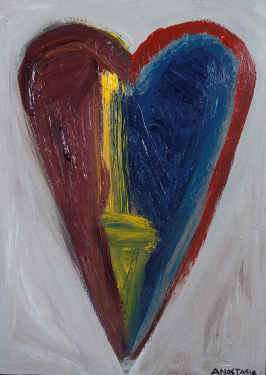 Mi Corazon Tiene Muchos Colores My Heart Has Many Colors Heart
