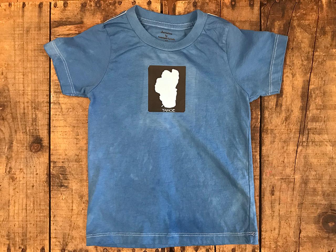 5009d3059879 Lake Tahoe Certified Organic Cotton Kids T-Shirt - Dharma Love