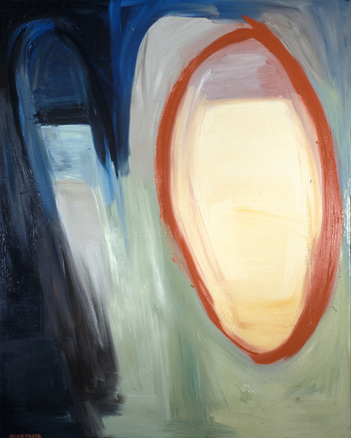 Aegean Swim   Oil painting on Canvas