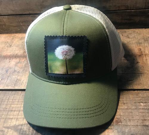 Make a wish (dandelion) Keep on Truckin' Organic Cotton Trucker Hat