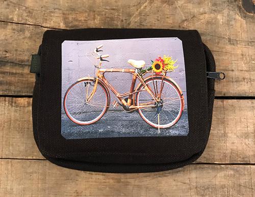 Bamboo Bike Hemp Small & Large City Slicker Purse/Bag
