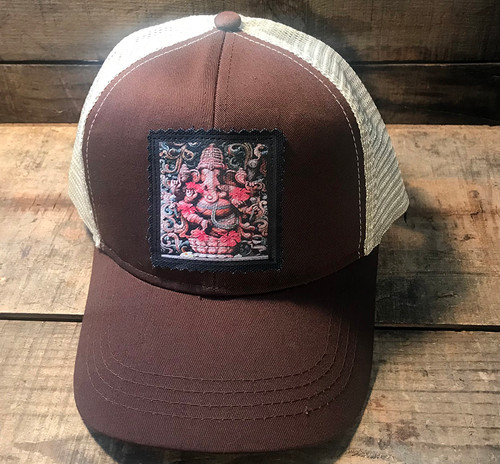 Ganesh #215 Keep on Truckin' Organic Cotton Trucker Hat