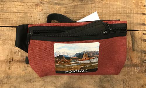 Mono Lake #832 Hemp Hip Pack & Cross Body Bag