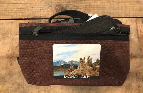 Mono Lake #830 Hemp Hip Pack & Cross Body Bag
