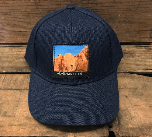 Alabama Hills #910 Hemp Baseball Hat