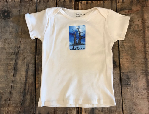 Snags Above Tahoe Certified Organic Cotton Toddler T 18-24 Months
