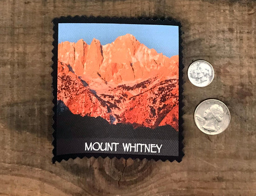 Mount Whitney #905 Patch