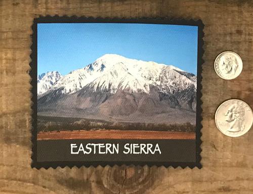Eastern Sierra Owens Valley #933 Sew on Patch