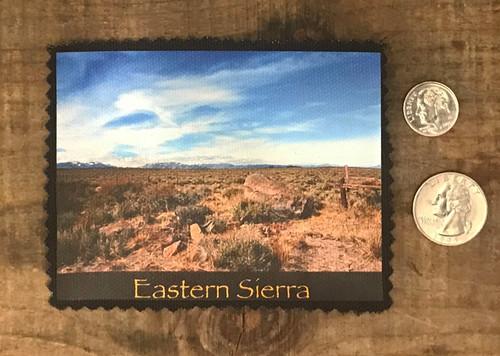 Eastern Sierra #824 Patch