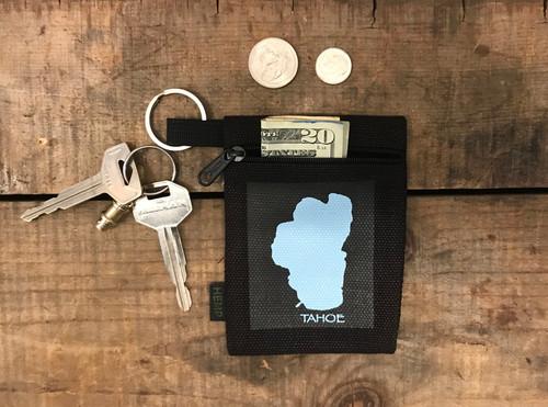 Lake Tahoe Hemp Key Coin Purse/Pouch