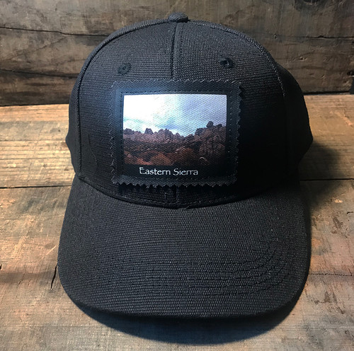 Buttermilks #972 Eastern Sierra Hemp Baseball Hat