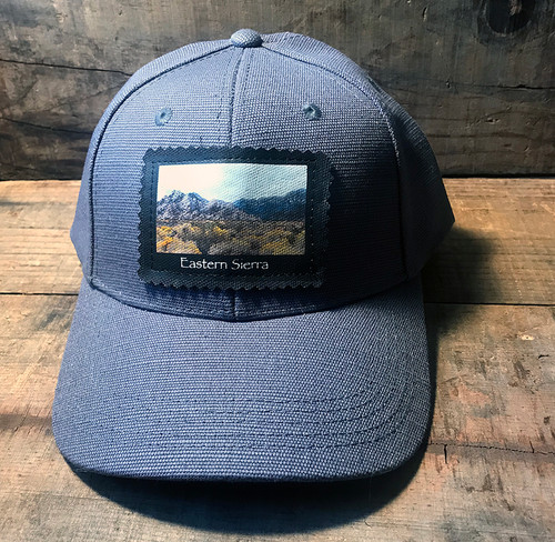 Buttermilks #974 Eastern Sierra Hemp Baseball Hat