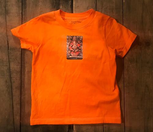 Ganesh Kid's Certified Organic Cotton T Shirt