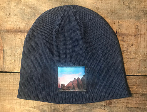 Alabama Hills #901 Organic Cotton Beanie Hat