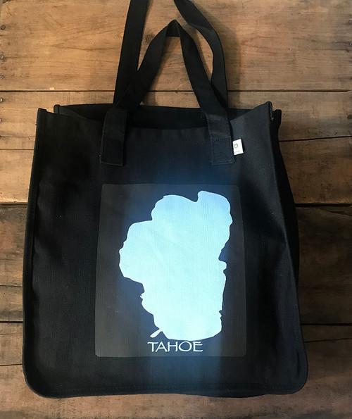 Lake Tahoe Hemp Tote Bag